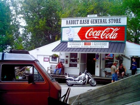 Rabbit Hash General Store.